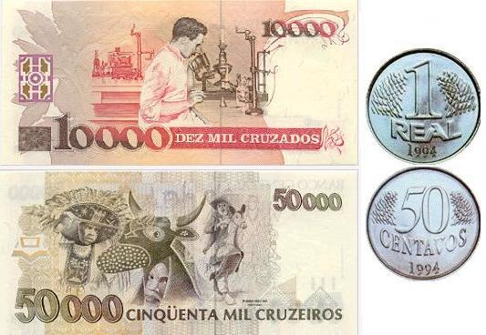 currency in Brazil
