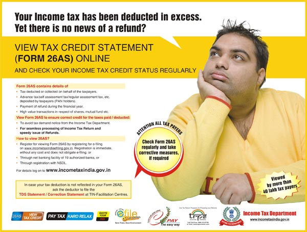 Income Tax Department India PR