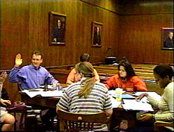 250px-Expert_witness_deposition_in_mock_trial