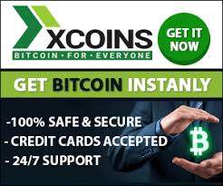 Xcoinc with Bitcoin