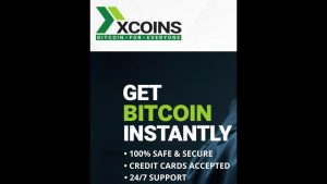 Xcoins with Bitcoin